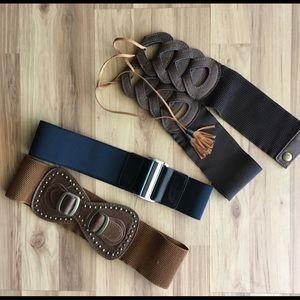 Accessories - Women's Belt Bundle